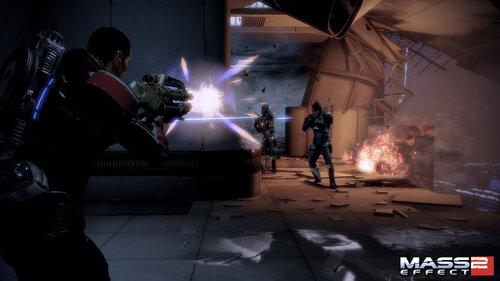 Mass Effect 2 DLC - Lair of the Shadow Broker - Логово Серого Посредника