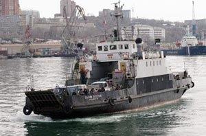 Катера и паромы на островные территории Владивостока продолжат работу в новом году
