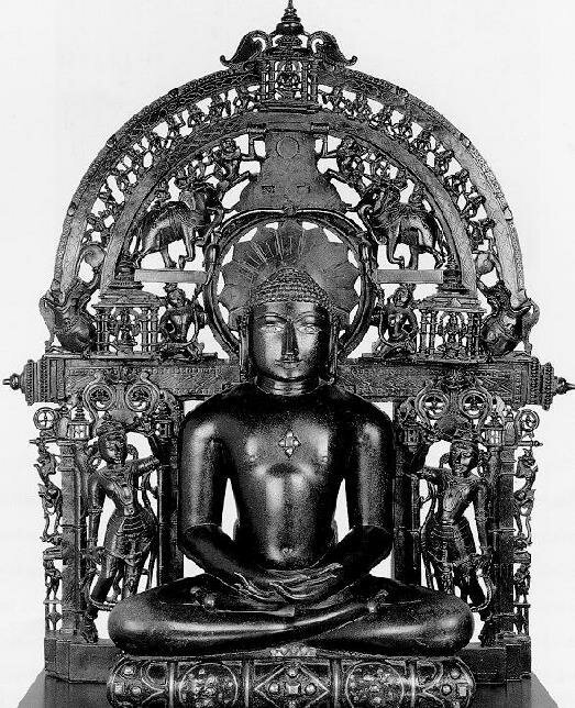 Джайны – одна из индийских религий