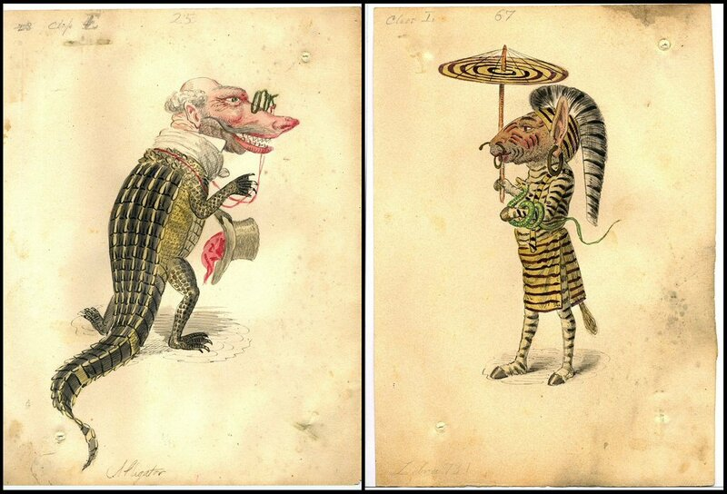 Mistick Krew рисунки маскарадных костюмов