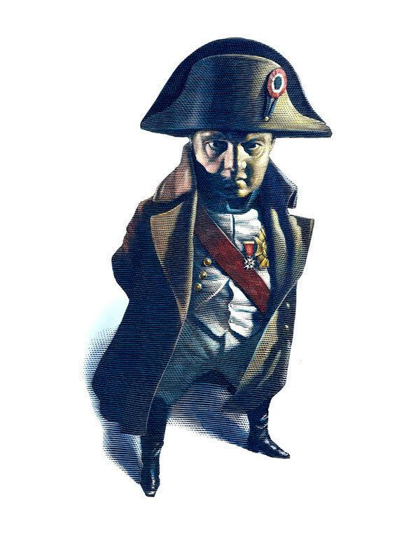 Napoleon,cartoonist  MarkSummers.