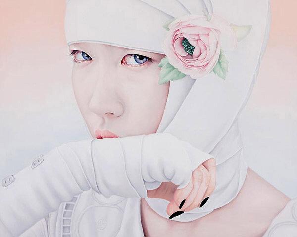 корейский художник Kwon Kyung Yup