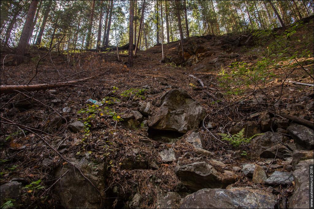 Петровский никелевый рудник