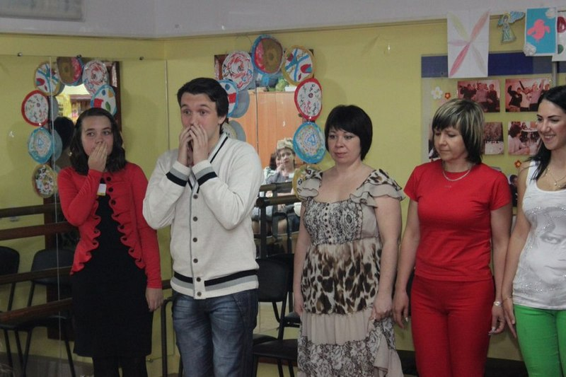 """Выступление коллектива """"Эхо"""""""