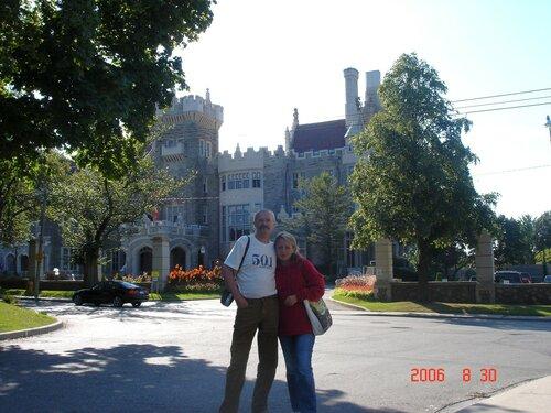 Замок Каса Лома в Торонто. Осуществлённая мечта.