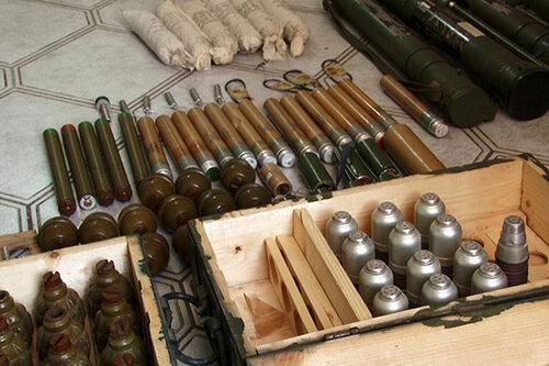 У жителя Яловен обнаружили незаконно хранящиеся боеприпасы