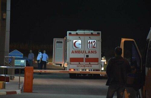 У жандармерии на юго-востоке Турции прогремел взрыв