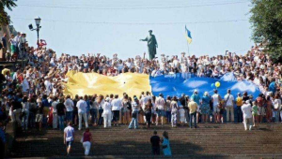 Ласковая украинизация улиц Одессы