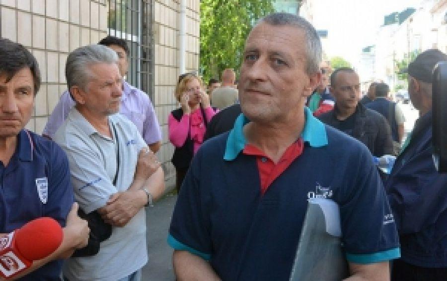 Состоялась пресс-конференция по поводу смерти кременецкого активиста