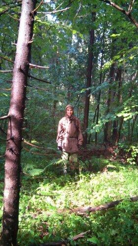 Большая грудь пошла в лес за грибами без трусиеов онлайн
