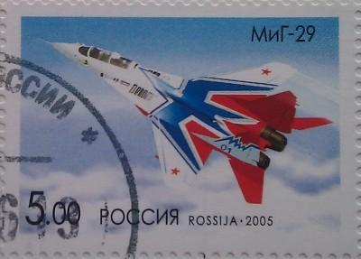 2005 самолет миг-29 5.00