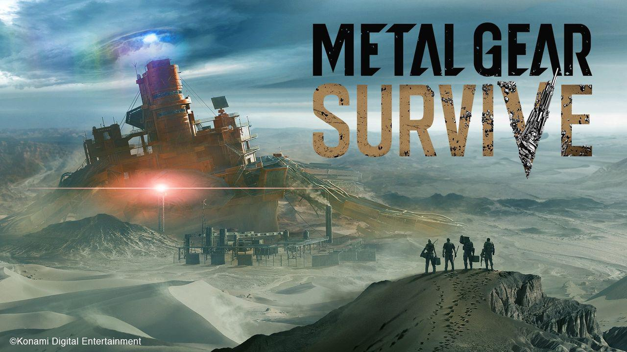 Gamescom 2016: анонс Metal Gear Survive