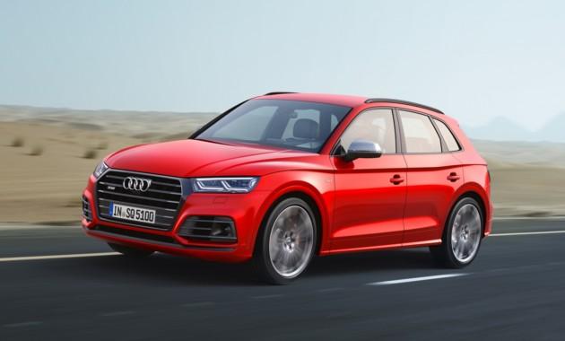 11ЯнвИзвестны сроки старта российских продаж нового Audi SQ5