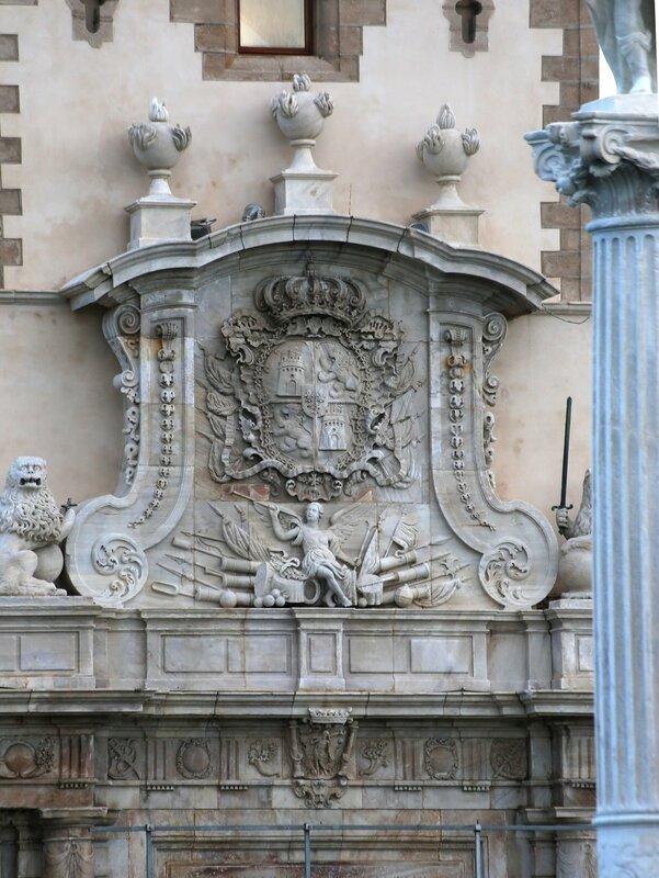 Кадис. Ворота Тиерра (Puerta de Tierra)