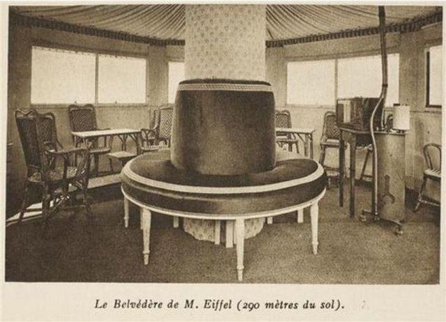 Здесь также была небольшая лаборатория, которую архитектор оснастил самым высокотехнологическим