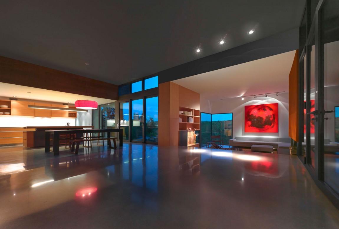 Проект дома T House от Natalie Dionne (19 фото)