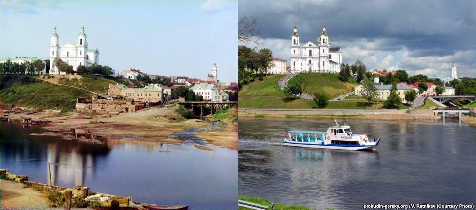 Витебск, Белоруссия, 1912/2012. Фото: В. Ратников.