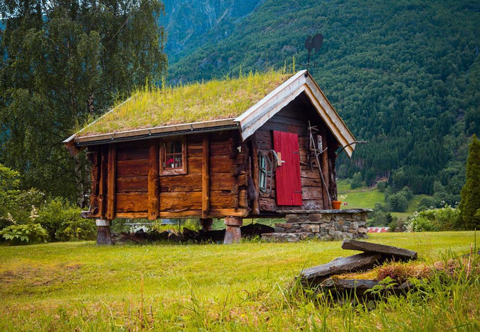 Скьёлден, Норвегия.