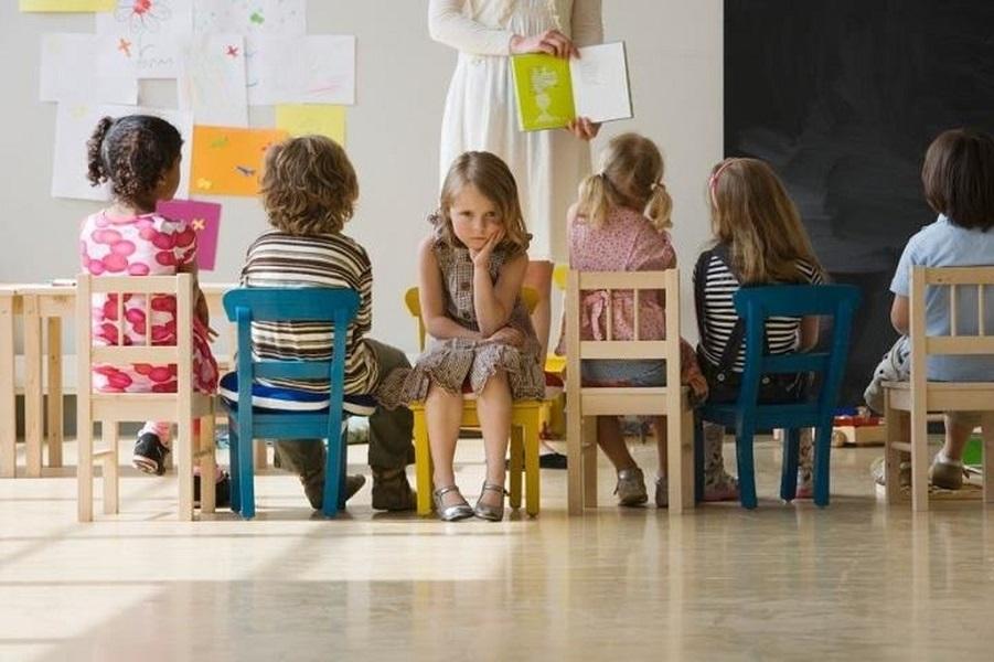Чему друзья научат в детском садике