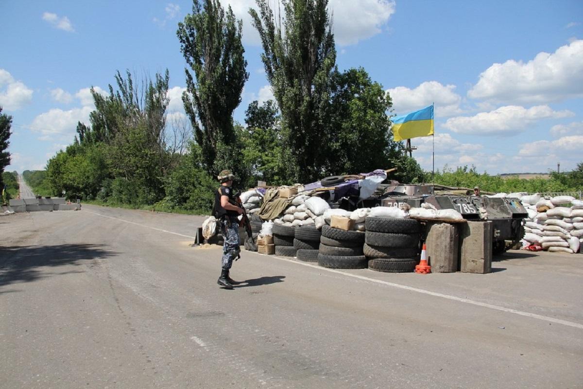 Восемь военных ранены вАТО— Лысенко