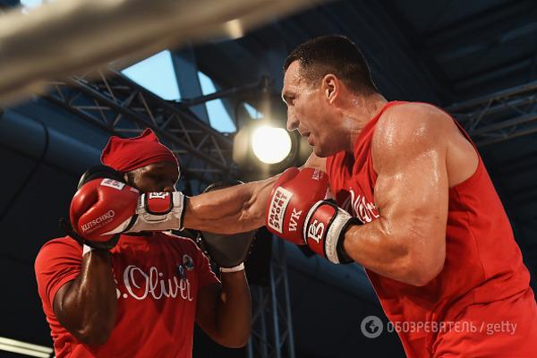 Ориентировочная дата боя Кличко-Джошуа— апрель 2017 года