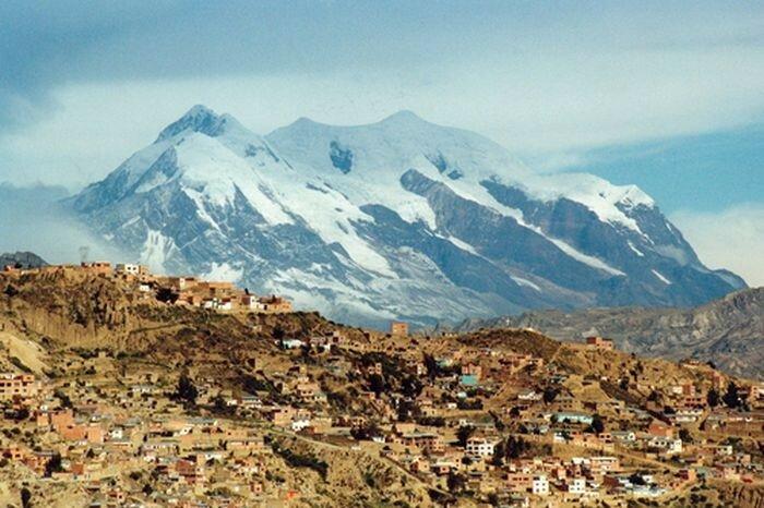 Ла-Пас, Боливия