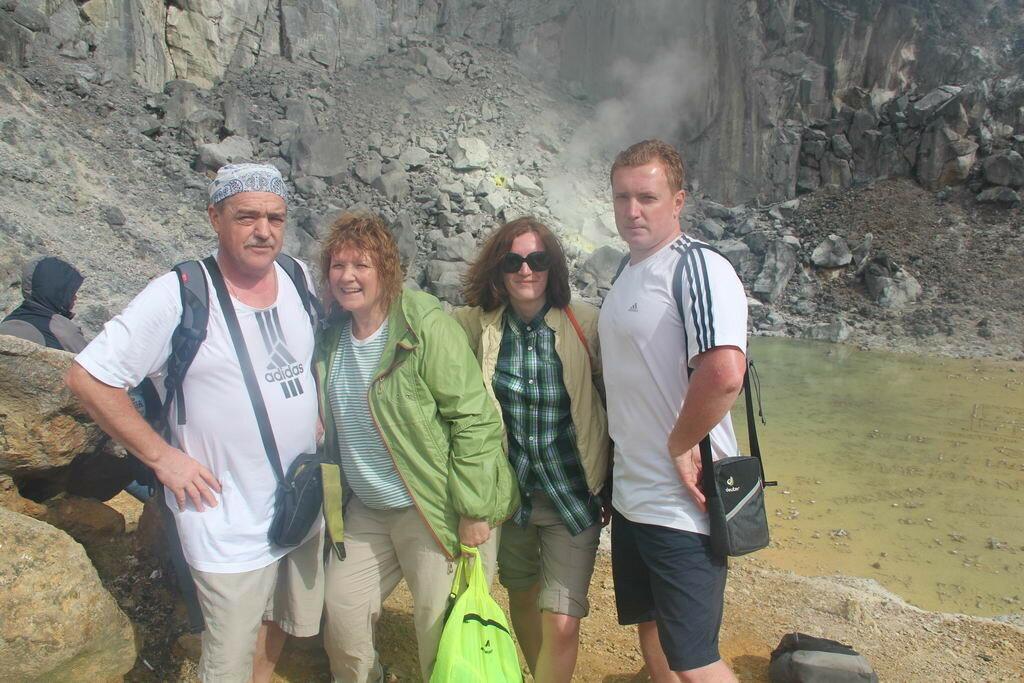 мы на вулкане