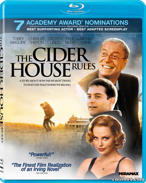 Правила виноделов / The Cider House Rules (1999/BDRip/HDRip)