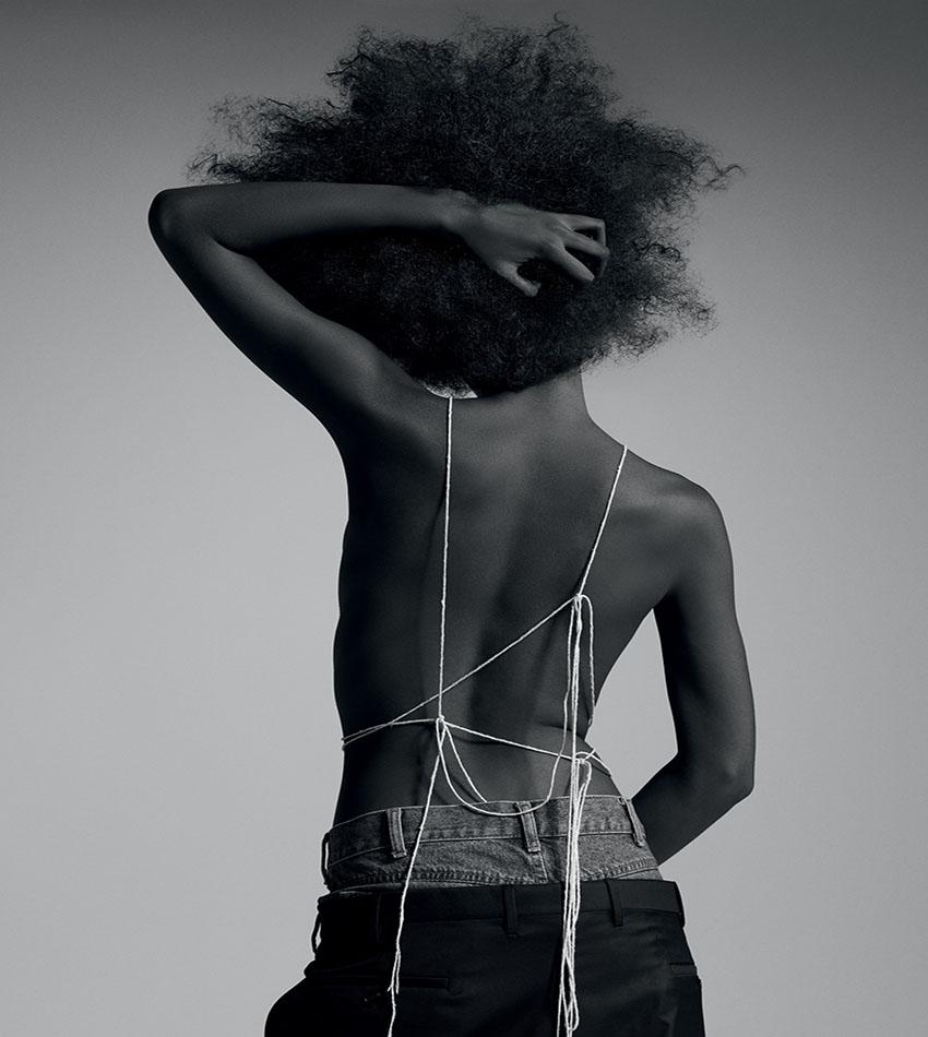 Mahany Pery by Gui Paganini - Vogue Brasil (2016)