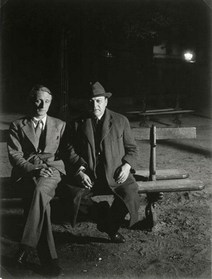 1939. Альберт Скира and Леон-Поль Фарг