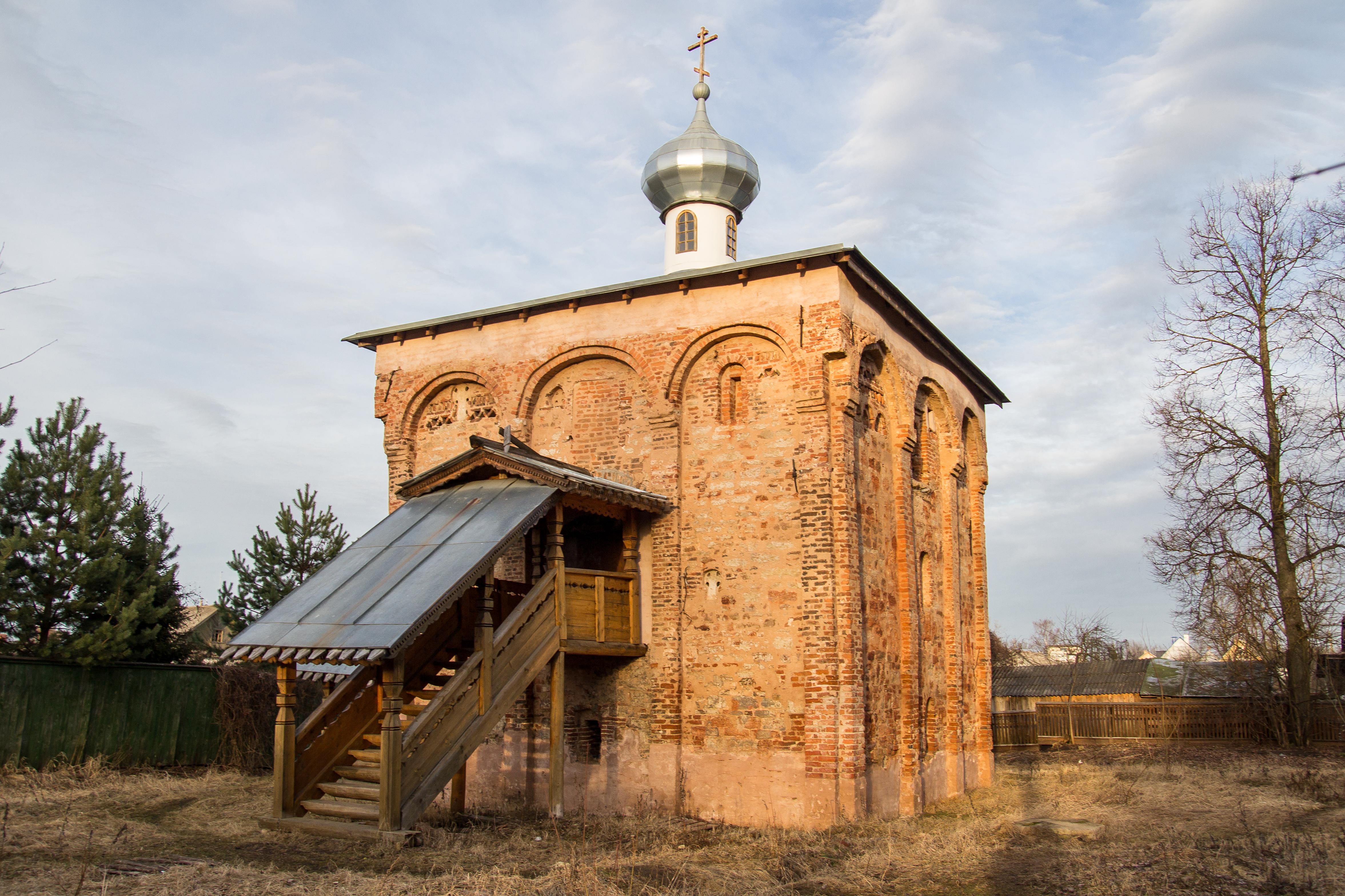 Церковь Мины Великомученника