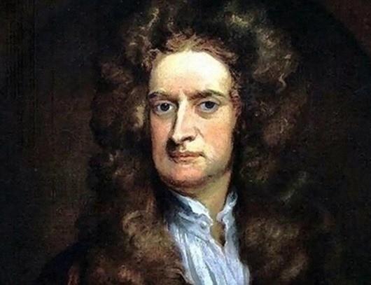 6. Всё сам – Исаак Ньютон Отражательный телескоп Исаака Ньютона, позволивший избавиться от свойствен