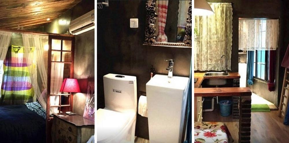 Место: Сюйхуэй. 1 спальня. Небольшое джакузи. Сидней, Австралия — 1940 австралийских долларов ($1428