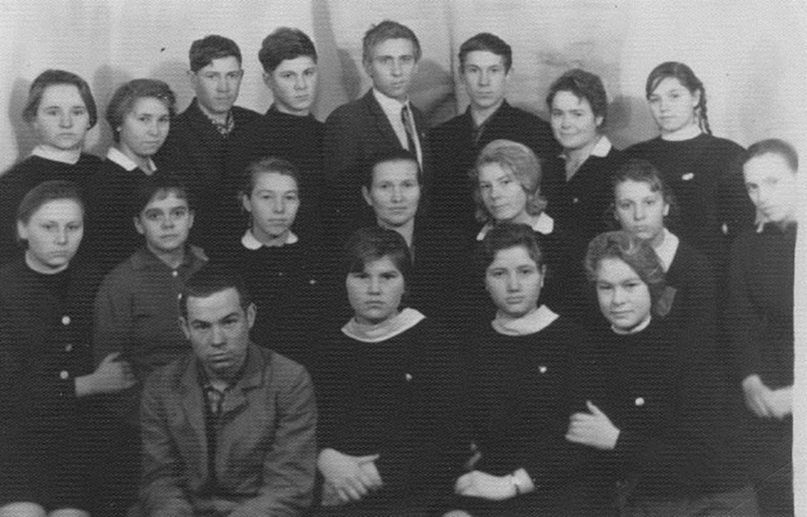 Выпуск 1967г.