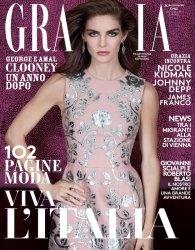 Журнал Grazia №40 2015 / Italy
