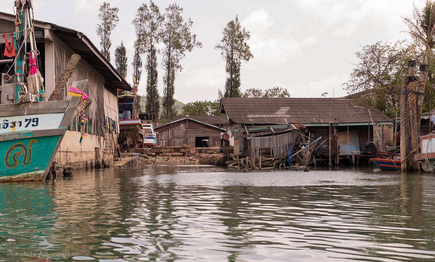 Фото 26. Трущобы на воде. Путешествие по Таиланду. Рассказы туристов (320, 70, 8.0, 1/160)