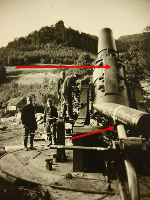 42cm Skoda M17  Mörser in Frankreich%2C 1940.jpg
