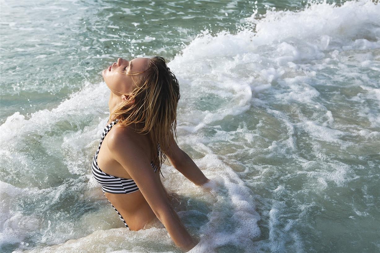 Surfing Magazine 2014 Swimsuit Issue - Britt Maren, Sheila Marquez, Rachel Thomas, Megan Irminger by Jason Lee Parry