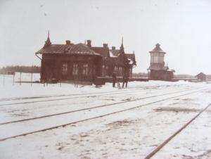 8. Станция Лосвида на 515-й версте