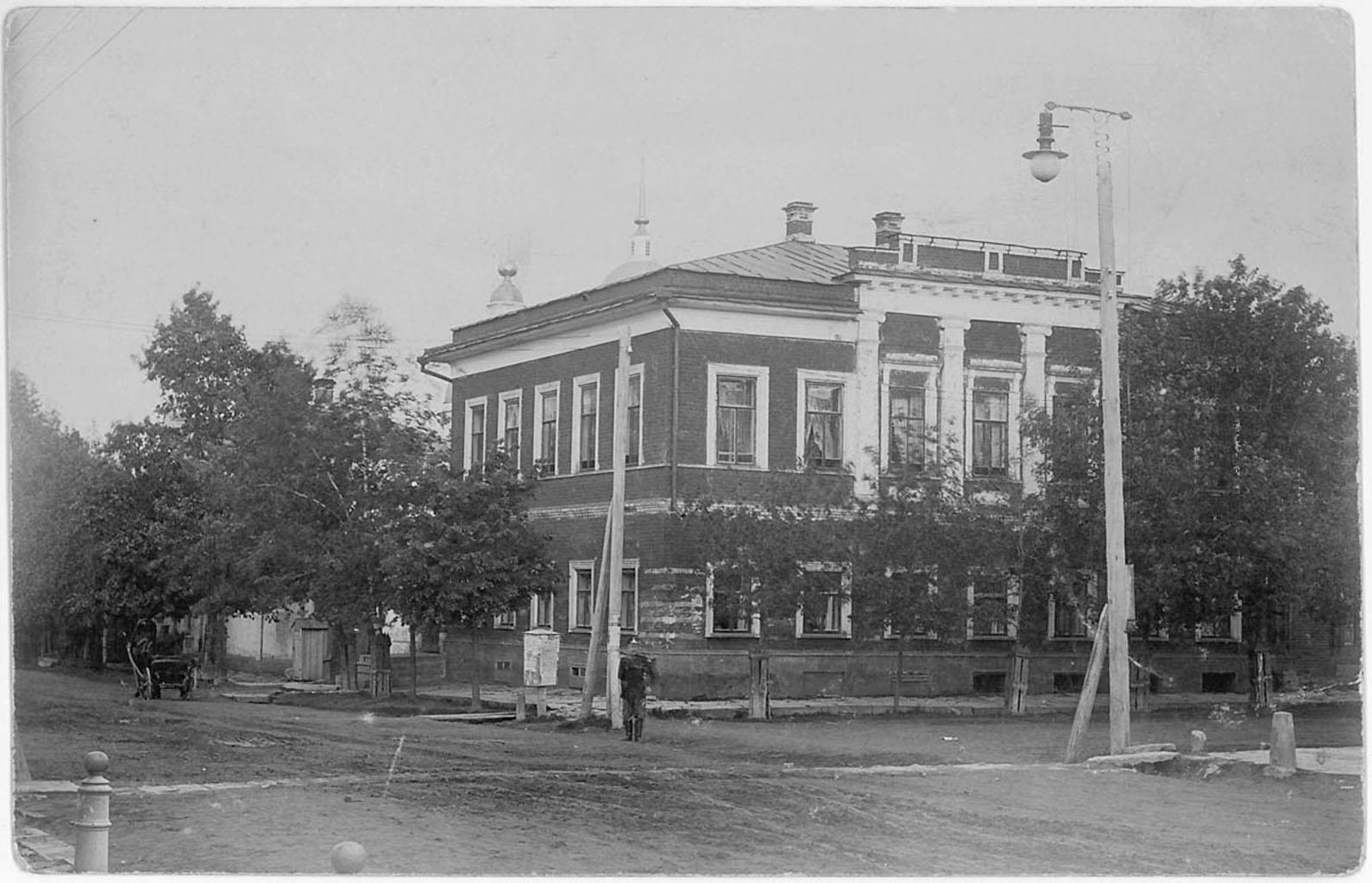 Дом купца первой гильдии Ф.Г.Чернова
