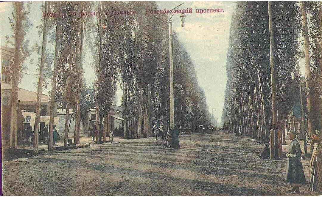 Розенбаховский проспект