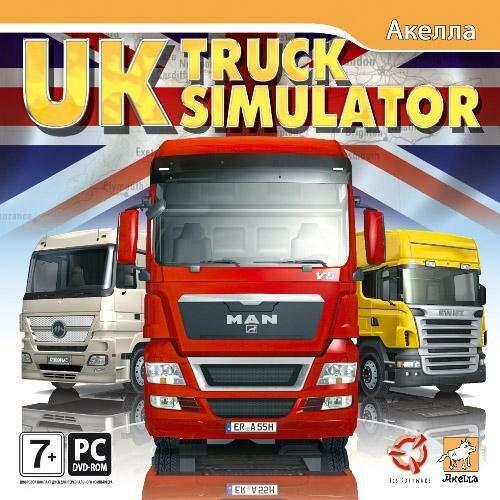 UK Truck Simulator [2010 / Репак от Ultra]