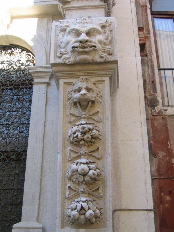 Венецианский рельеф