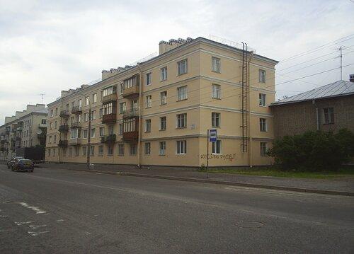 ул. Пограничника Гарькавого 10к1