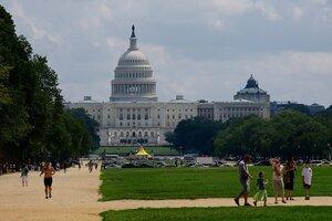 Капитолий, здание Конгресса США