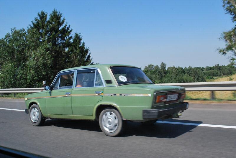 Автоваз на марше