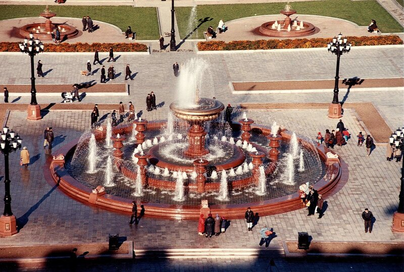 Khabarovsk - Fountain 1