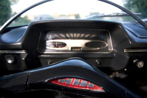 Ретро автомобиль для съемок