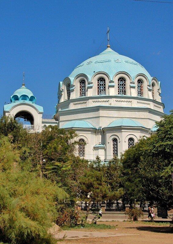 Никольский Храм Евпатории