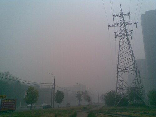 москва 6 августа 2010